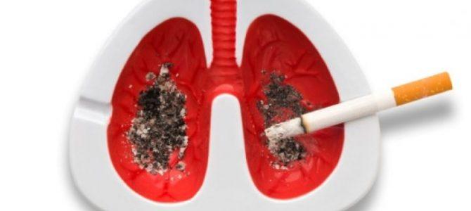 Gegužės 31-oji  – Pasaulinė diena be tabako