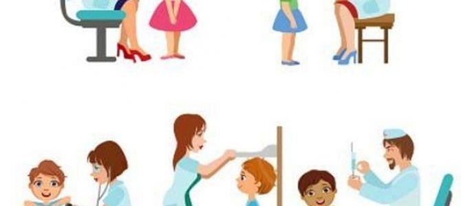 Mokinių ir ikimokyklinio amžiaus vaikų tėvelių dėmesiui!