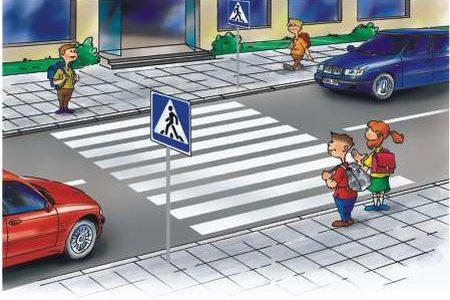 Saugaus eismo pamokėlės