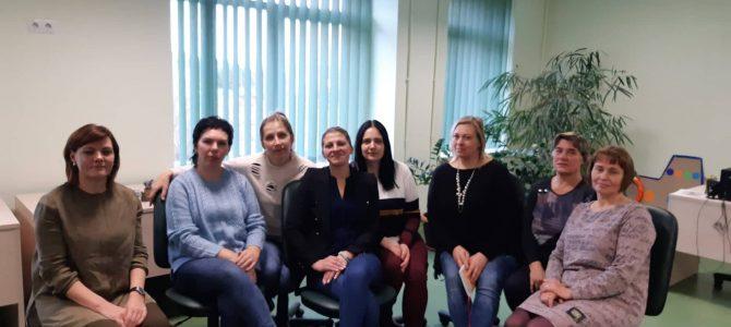 Bendrojo ugdymo mokyklų darbuotojų gebėjimų visuomenės psichikos sveikatos srityje stiprinimo mokymai